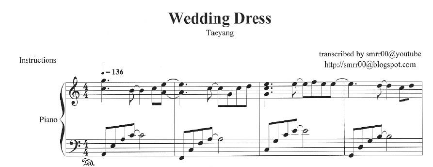 Beautiful Wedding Dress Piano Image Collection - Wedding Ideas ...