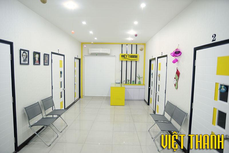 Phòng chờ học viên