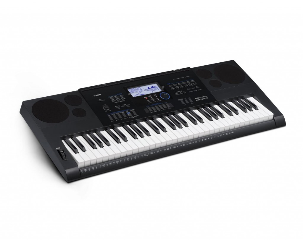 Đàn keyboard casio CTk-6200